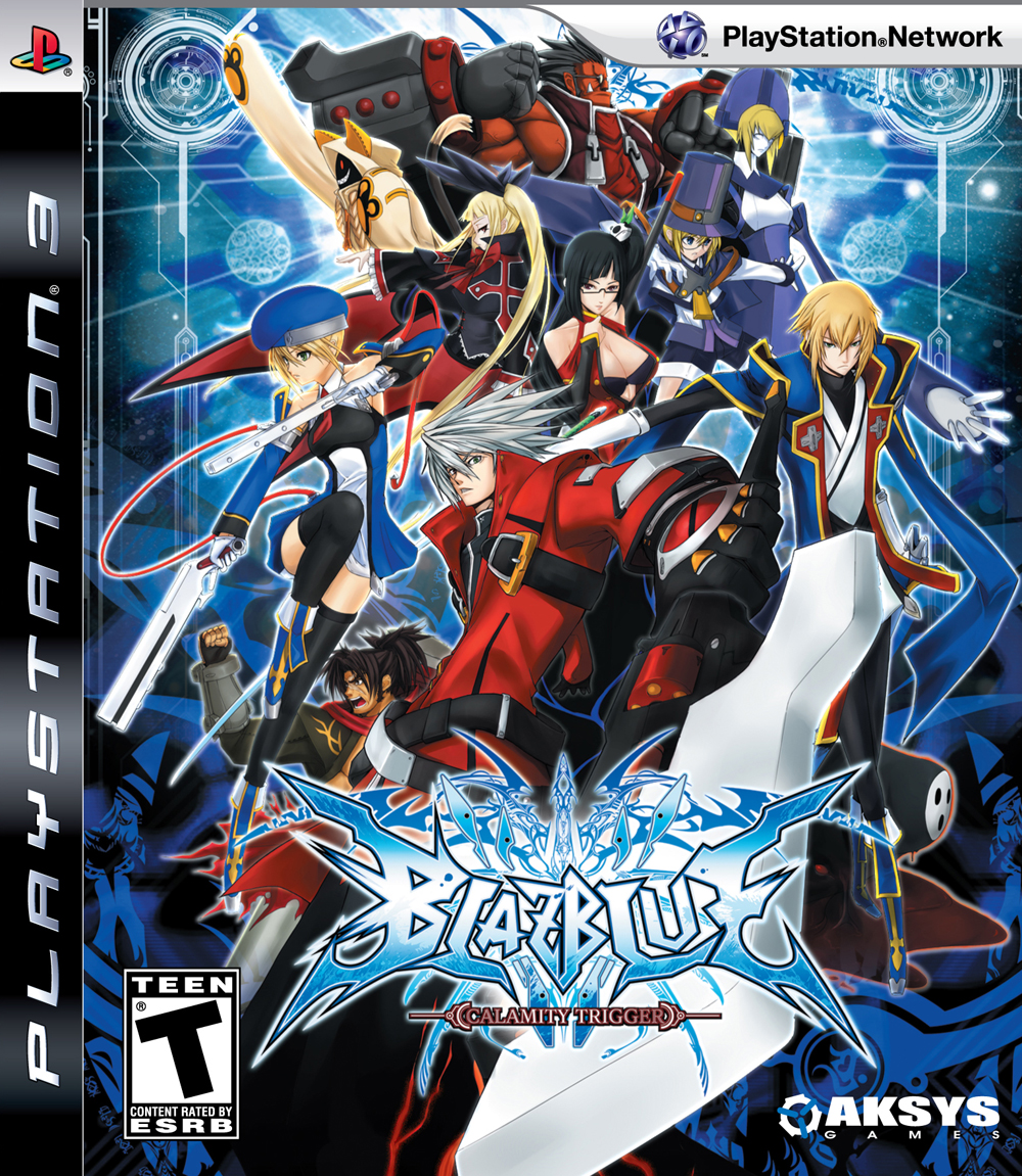 BlazBlue Boxart PS3 esrbjpg