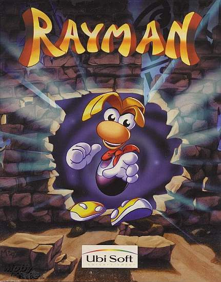 rayman1 dos windows box550 front eu